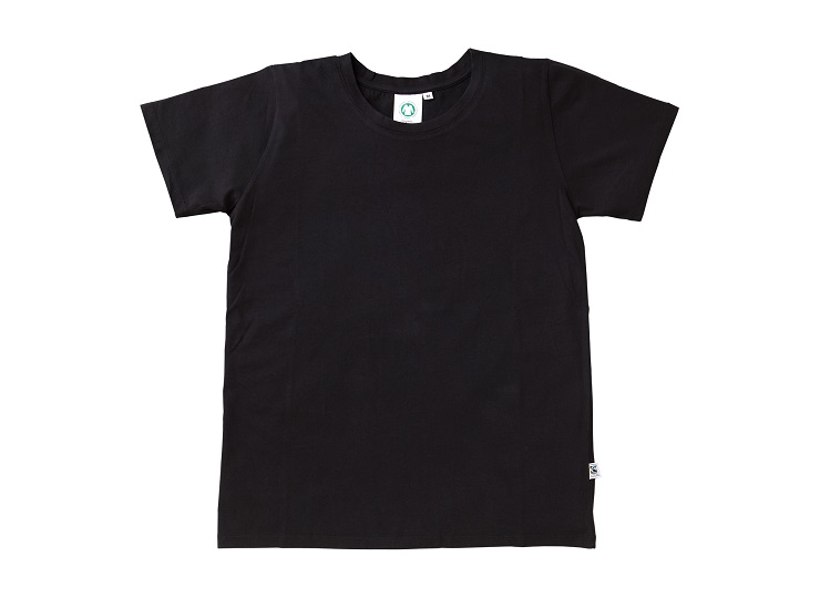 Tシャツ 黒 (Organi&Co.ネーム付)